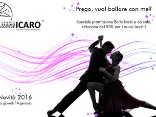Promo Ballo da sala 2016