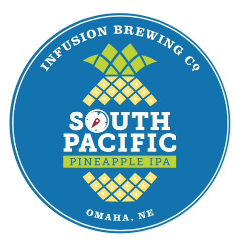 South Pacific Pineapple IPA