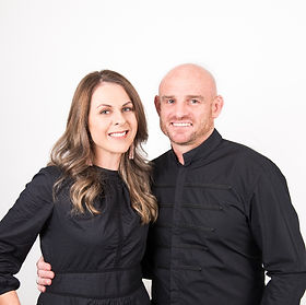 Ps Robbie and Kiona Johnson