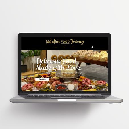 Natalia's Food Journey