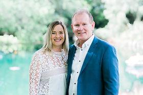 Ps Martin and Sarah Daly