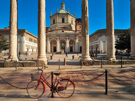 La magnifica Basilica di San Lorenzo Milano - La Visita Guidata