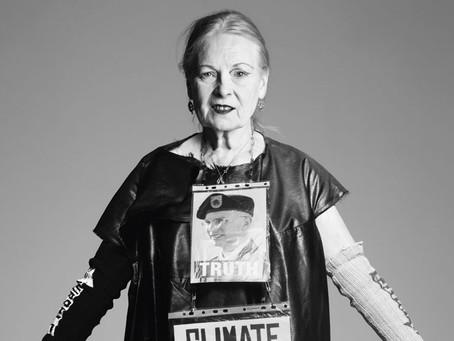 Napoli, Vivienne Westwood inserisce i capolavori del MANN nella sua campagna digitale