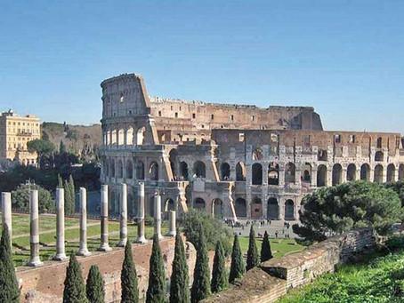 Il Parco del Colosseo riapre al pubblico da lunedì 1 giugno