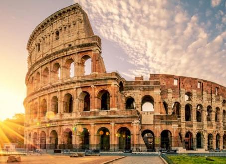 Prima del Colosseo: il teatro Marcello