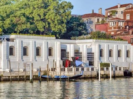 Il 2 giugno riapre la collezione Guggenheim a Venezia