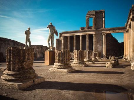 Fase 2, riapre il Parco Archeologico di Pompei