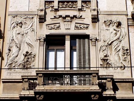 LA MILANO LIBERTY DI CORSO MAGENTA - IL TOUR GUIDATO