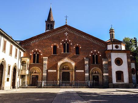 La stupenda Basilica di Sant'Eustorgio Milano - La Visita Guidata