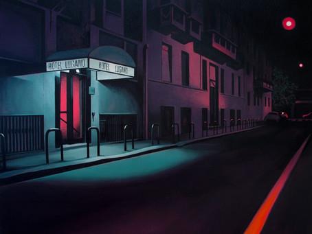 """Alla Galleria AreaB di Milano continua la bellissima mostra """"La Luce Oltre"""" di Laura Giardino"""