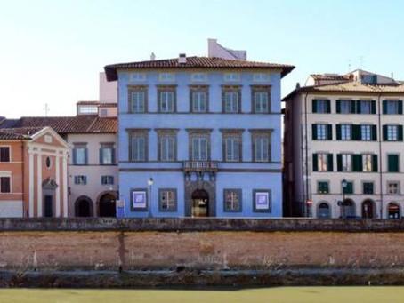 Pisa, Fase 2: Palazzo Blu riaprirà a giugno