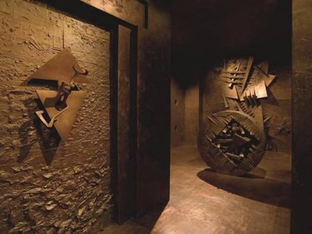 Fondazione Arnaldo Pomodoro, ecco il tour virtuale (gratuito) del labirinto