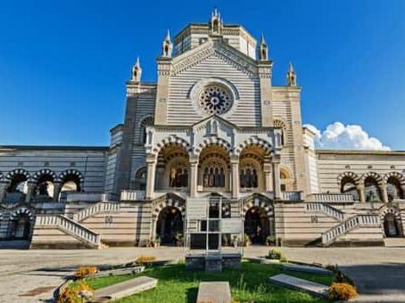 Le meraviglie del Cimitero Monumentale di Milano - La Visita Guidata