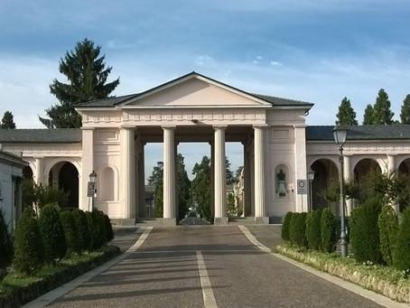 ANTICO EGITTO AL CIMITERO MONUMENTALE DI TORINO