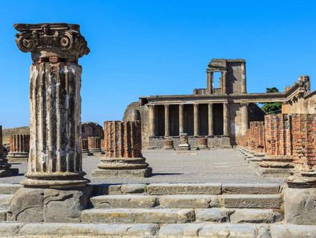Pompei - via libera alle passeggiate in città antica, con alcune restrizioni