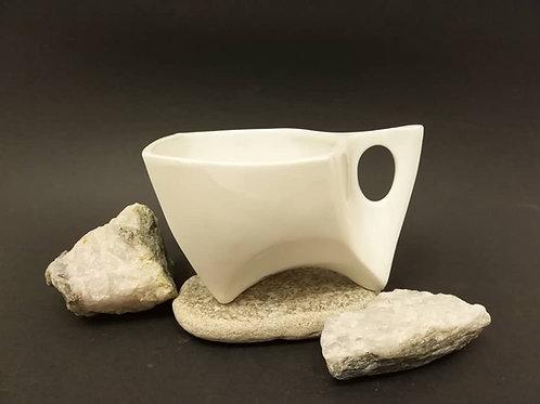 Large Porcelain Mug - Qbos
