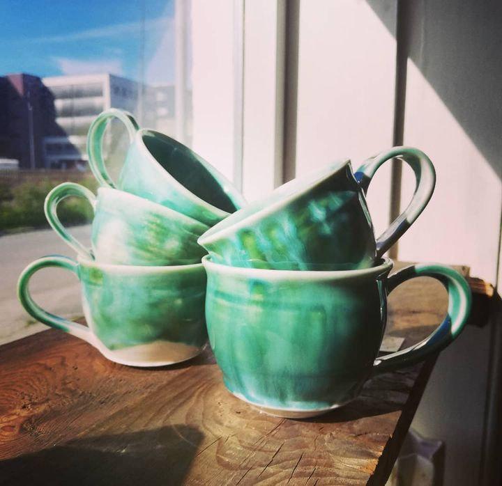 Sommer Ceramic Courses / Trondheim