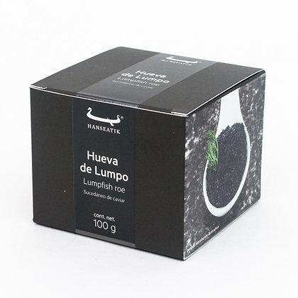 HUEVA NEGRA LUMPFISH 100g