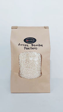 ARROZ BOMBA PAELLERO 1kg