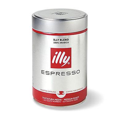 CAFE MOLIDO ILLY 126g