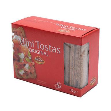 MINI TOSTADAS Meulen 100g
