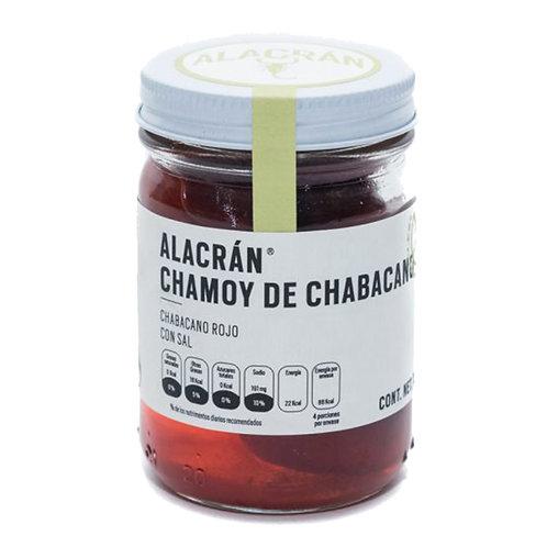 CHAMOY DE CHABACANO 130g