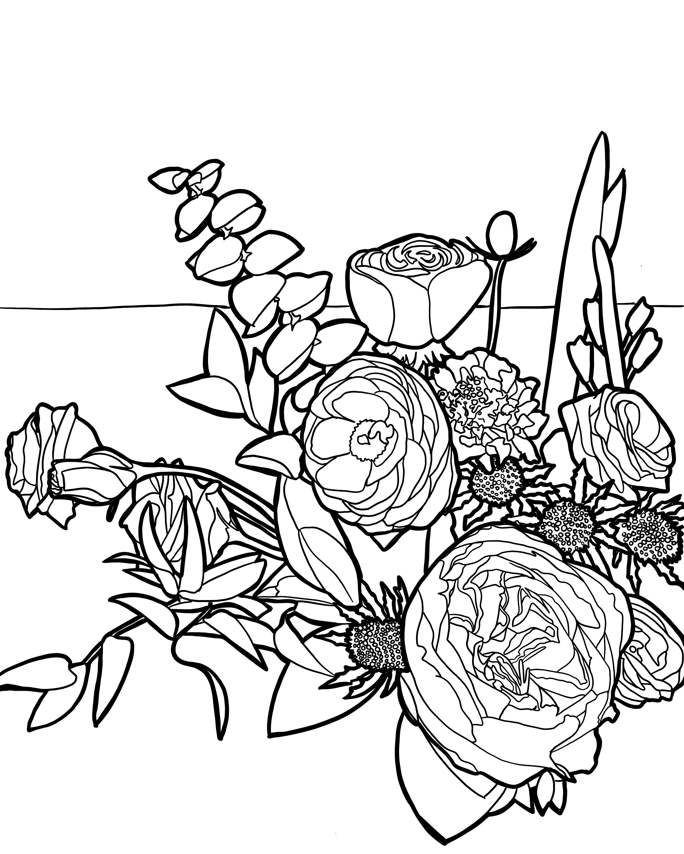 Blooms & Flora
