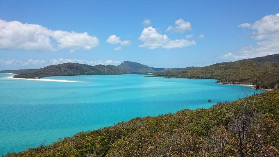 Perfect place for relaxing is Whitehaven beach in Australia! A great spot to write a blog post Numinos Coaching :)