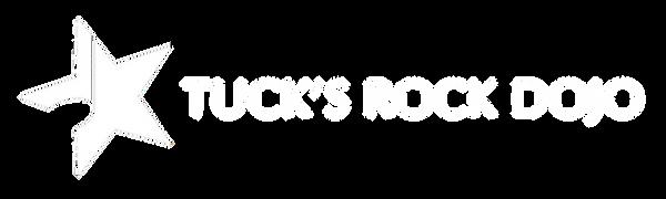 TucksRockDojo logo longwhote.png
