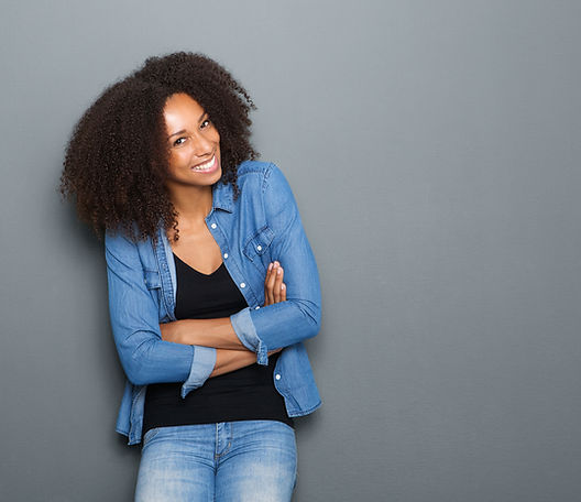 The curly community, natural hair care