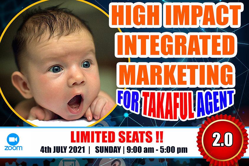 High Impact Integrated Marketing  HIIM 2