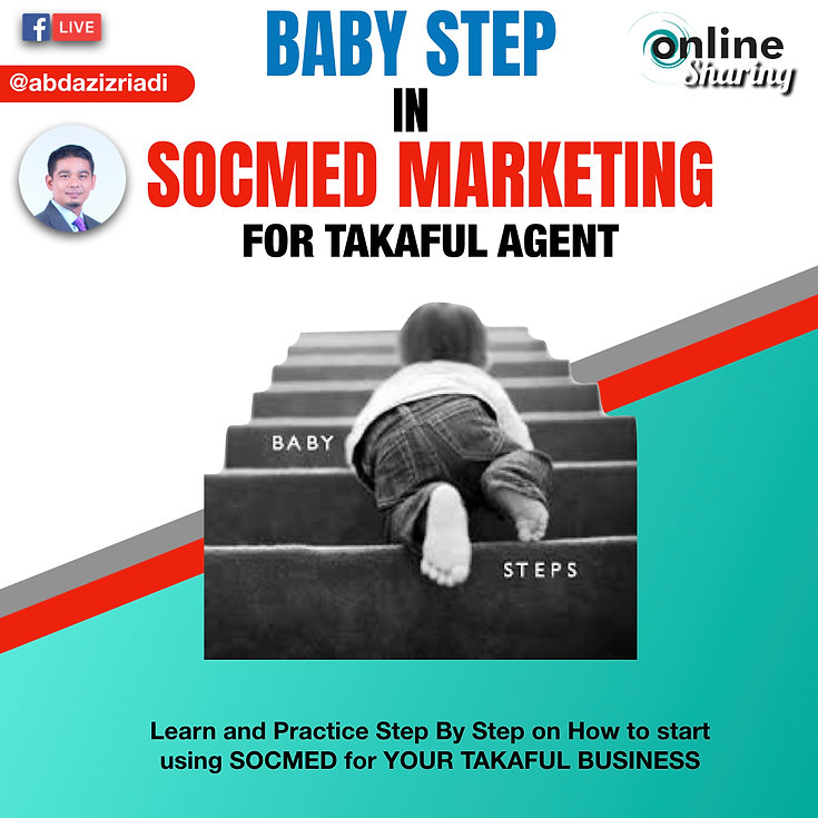 Baby Step in Social Media for Takaful ag