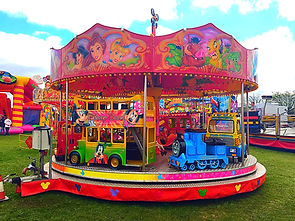 kids rides for hire