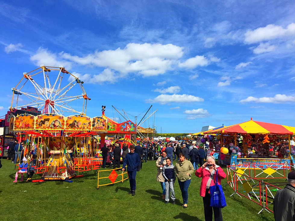 Fairground Rides For Hire Funfair Coopers Leisure