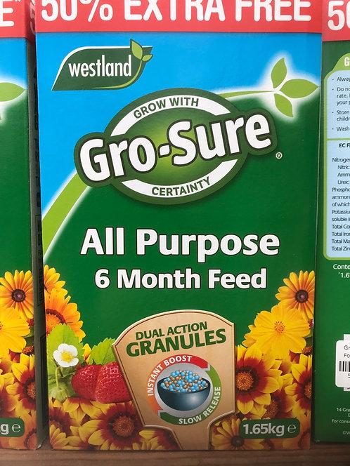 Gro Sure All Purpose Soluble 1.65kg