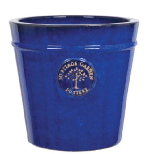 Heritage Garden Edwardian Pot 'XL' Blue