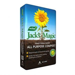 2 x Bags Jack's Magic All Purpose 60L