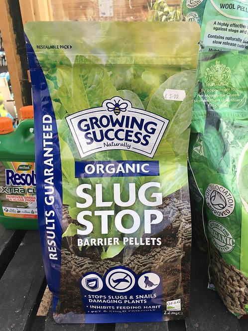 Organic Slug Stop