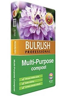 3x Bulrush Multi-Purpose Compost