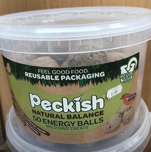 Peckish Energy Balls (50)