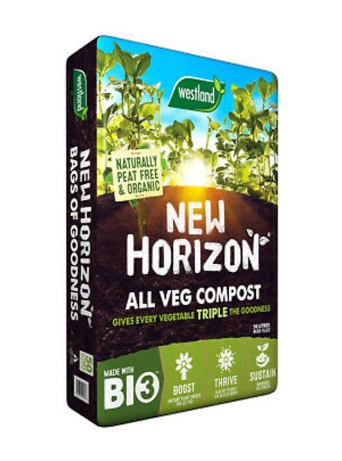 New Horizon All Veg Grow Bag 50L