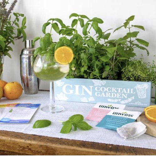 Gin Cocktail Herb Kit