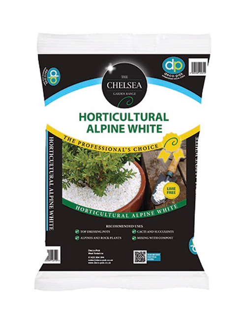 Horticultural Alpine White