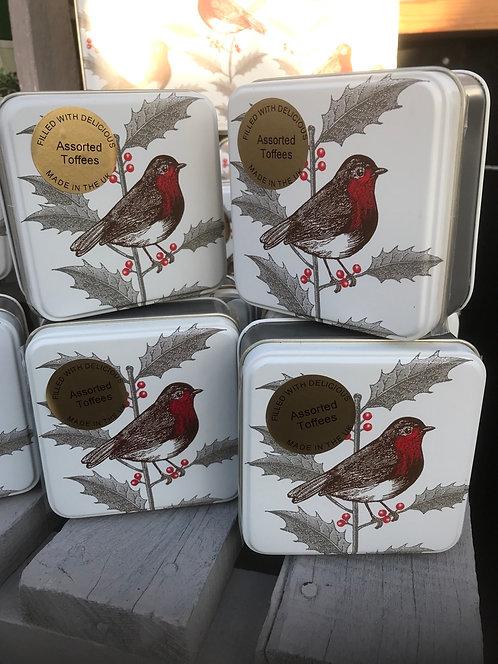 Thornback & Peel Assorted Toffees Tin