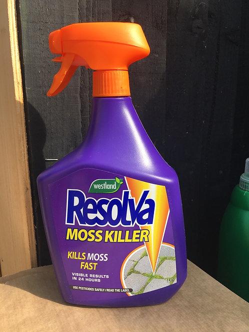Resolva Moss Killer