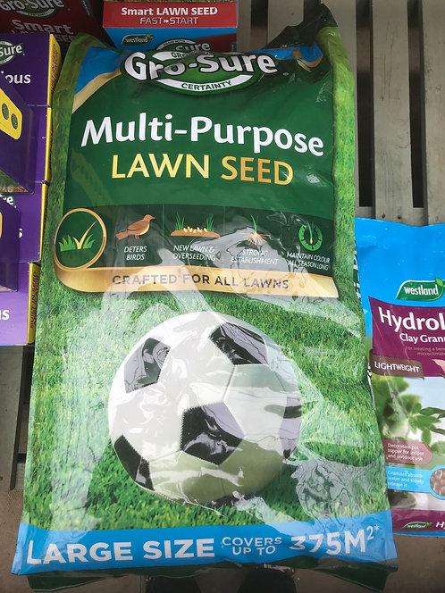 Multi Purpose Lawn Seed 375m2