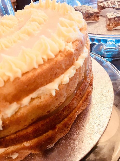 "12"" Decorated Cake"