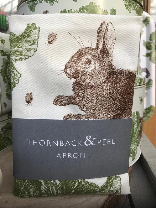 Thornback & Peel Cabbage and Rabbit Apron