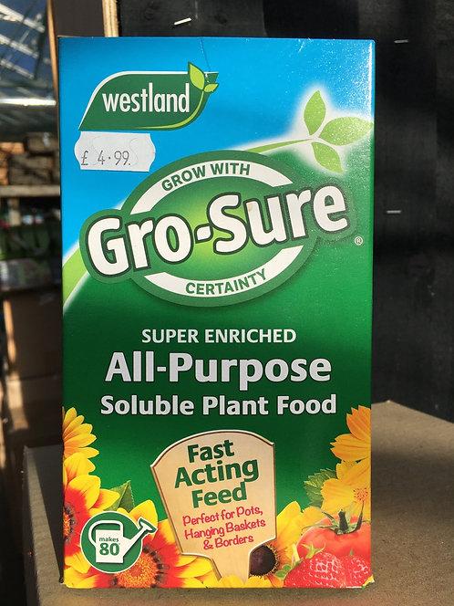 Gro Sure All Purpose Soluble 800g
