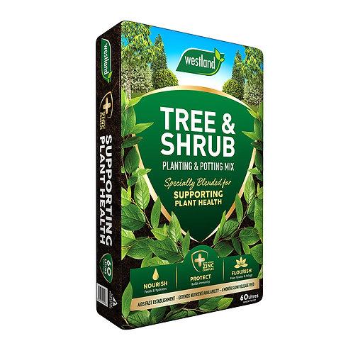 Tree & Shrub Compost 60L